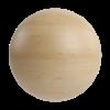 Birch apple wood